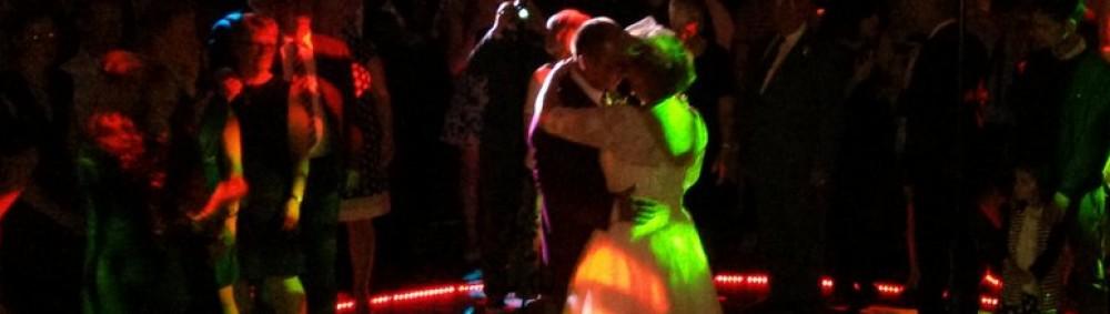 Wedding DJ at Proud Brighton Ballroom
